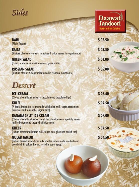 10 Sides and Dessert